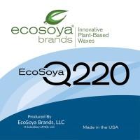 EcoSoya Brands Q220 sojų vaškas, 1 kg