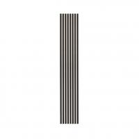 Juoda pluoštinė lazdelė namų kvapui 3.5x250 mm, 1 vnt.