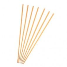 Rusva pluoštinė lazdelė namų kvapui 3.5x250 mm, 1 vnt.