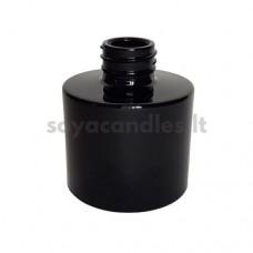 Namų kvapo buteliukas, lygus juodas, 100 ml