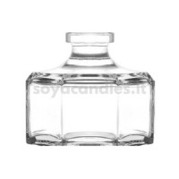 Namų kvapo buteliukas OCTO, skaidrus, 100 ml