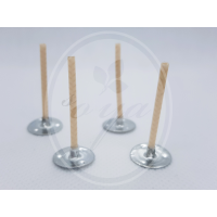 """Išvaškuota dagtis 38-52 mm arbatinei žvakutei """"CDN (stabilo)"""", 1 vnt."""