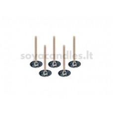 """Išvaškuota dagtis arbatinei žvakutei """"Stabilo"""", 2 dydis (iki 38 mm)"""