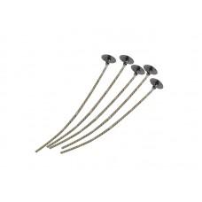 Išvaškuota medvilnės ir lino dagtis, 8 dydis (~50 mm)