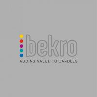 "Dažai žvakėms ""BEKRO"", 10 g, pilka"