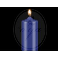 "Dažai žvakėms ""BEKRO"", 10 g, tamsiai mėlyna"