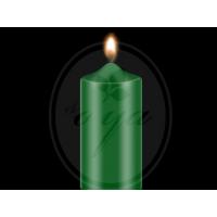 """Dažai žvakėms """"BEKRO"""", 10 g, tamsiai žalia"""