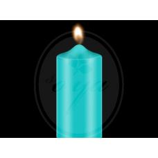 """Dažai žvakėms """"BEKRO"""", 10 g, turkio"""
