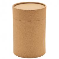 Kartono dėžutė su dangteliu, matinė rusva 83x112 mm