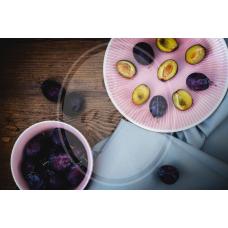 """Aromatinis aliejus """"Juodoji slyva ir rabarbaras"""", 50 g"""