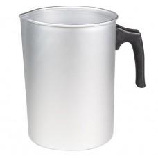 Metalinis vaško lydymo indas, 2,7 l