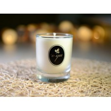 Žvakių gamybos rinkinys pradedančiam (5 žvakės, bekvapės)