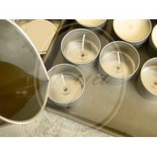 Žvakių gamybos pamoka