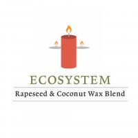 EcoSystem rapsų ir kokosų vaškas, 500 g