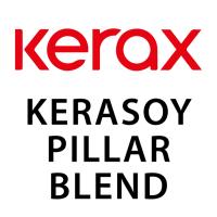 Sojų vaškas Kerasoy Pillar Blend, 1 kg