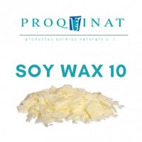 """Sojų vaškas """"Proquinat Soy Wax 10"""", 1 kg"""